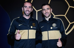 INTERnationals: Victory with Uruguay for Godin and Vecino