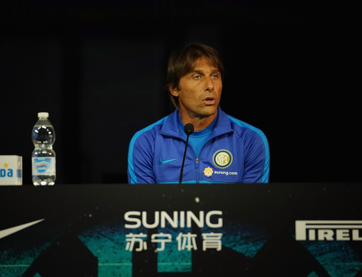 Inter-Juventus, time set for Antonio Conte's press conference
