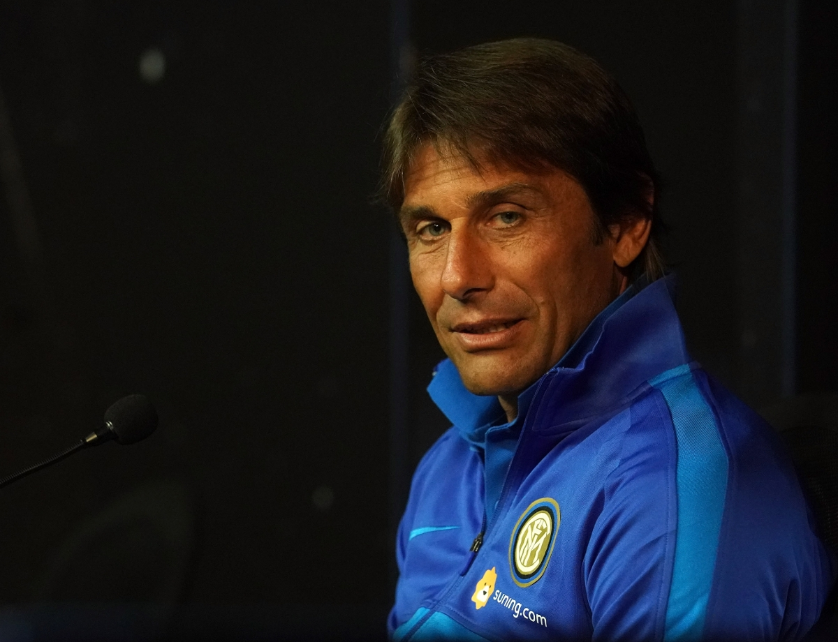 "Conte: ""No calculations, we just need everybody at their best"""