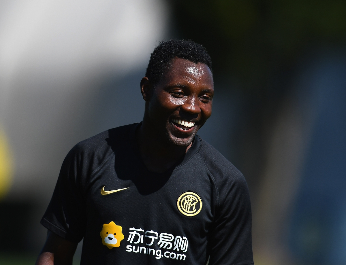 """Asamoah: """"It matters for us that we give our all in every game"""""""