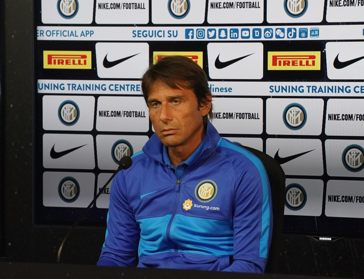 """Conte ahead of the #DerbyMilano: """"A special match, we're aiming for the best"""""""