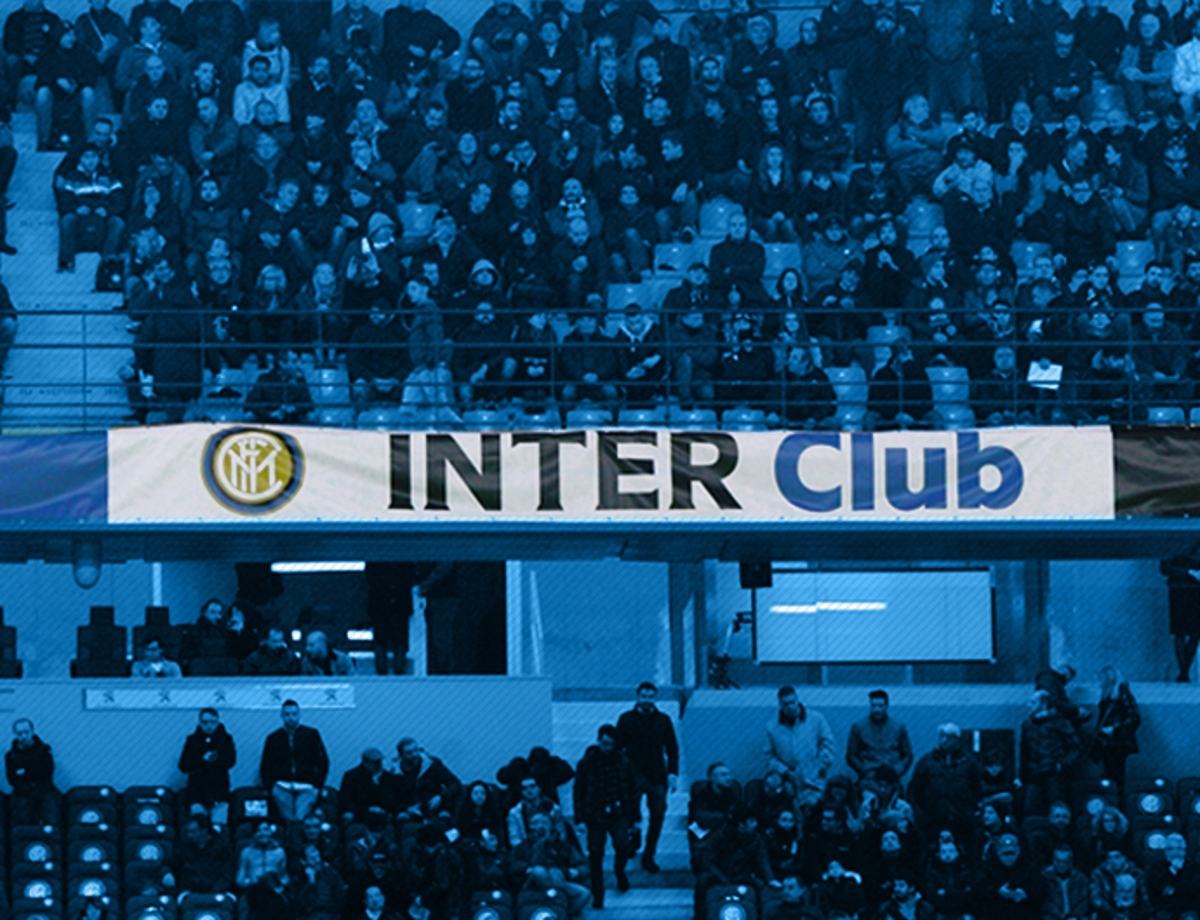 Inter-Napoli, striscioni accreditati
