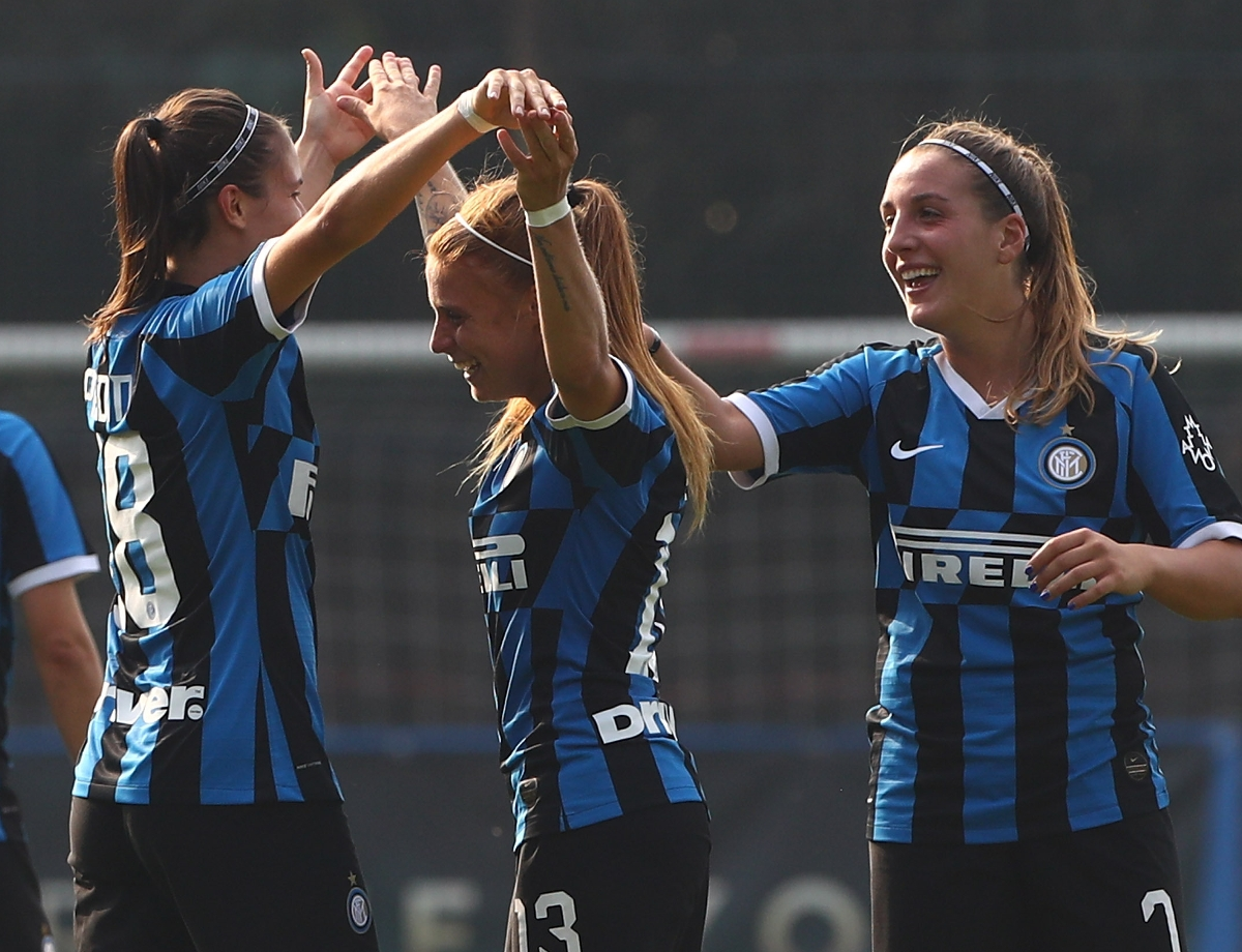 Femminile, Inter-Milan: lo stadio Breda è sold-out!