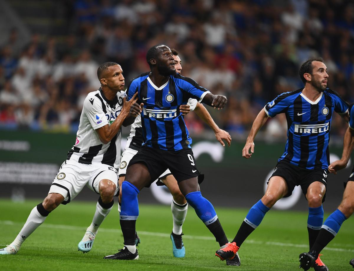 Stats and trivia ahead of Udinese vs. Inter
