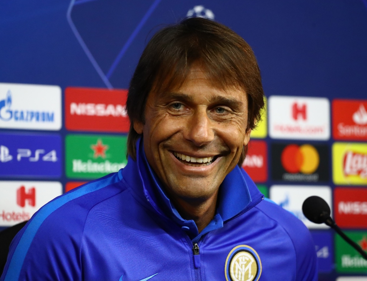 "Conte: ""It'll be important to get off on the right foot"""