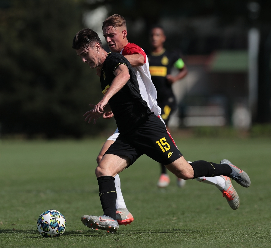 The U19s start UYL with emphatic victory: the Inter 4-0 Slavia Prague photo gallery