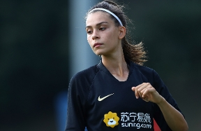 Sofia Colombo all'Hellas Verona Women
