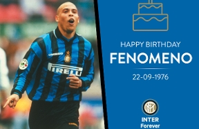 Happy Birthday, Fenomeno!
