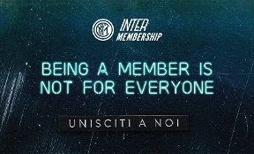 Inter Membership extended until June 2021 for free!