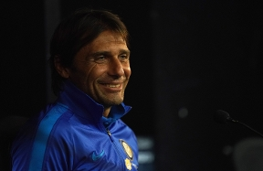 "Conte: ""We always play to achieve the maximum"""