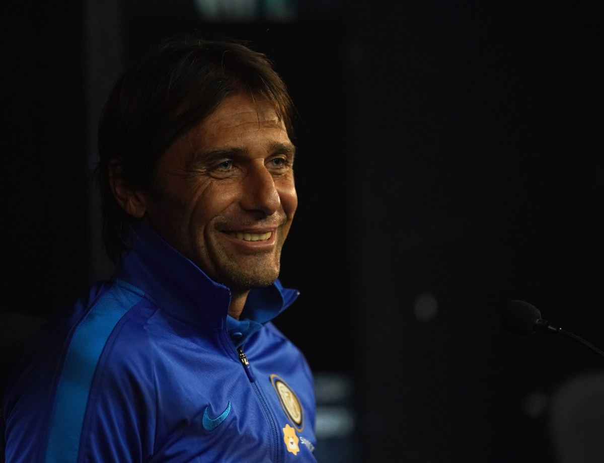 "Conte: ""We will go again with attention and desire, we will be solid and united"""