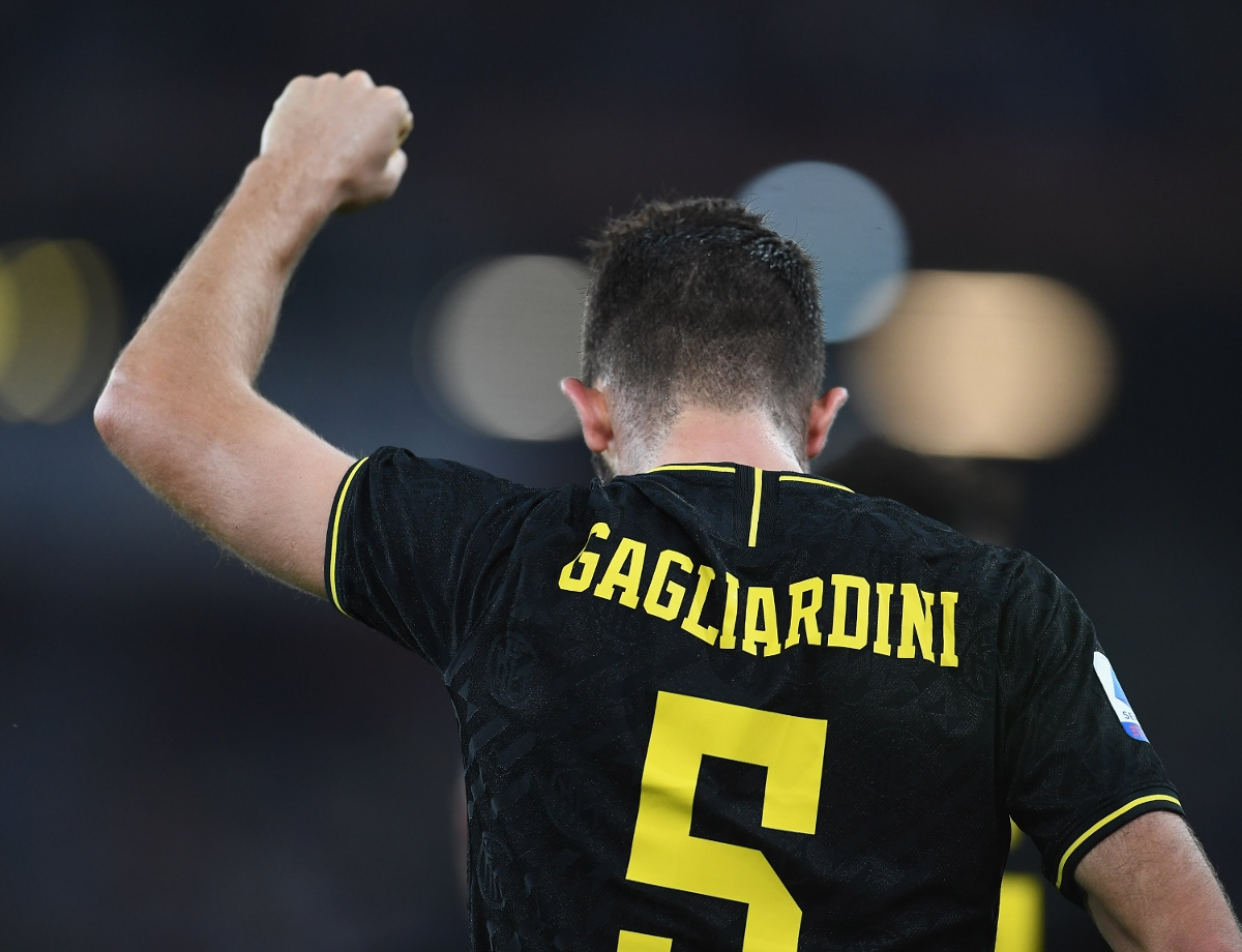 """Gagliardini: """"The 3-1 win in Genoa gives us confidence for the challenges ahead"""""""