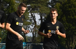 Inter-Nationals: 90 minutes for Skriniar and Esposito