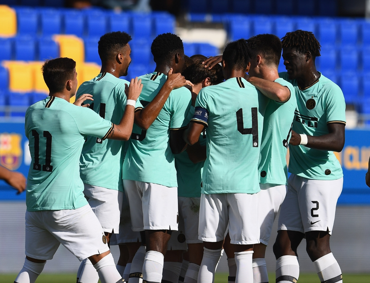 UYL, Barcellona-Inter 0-3