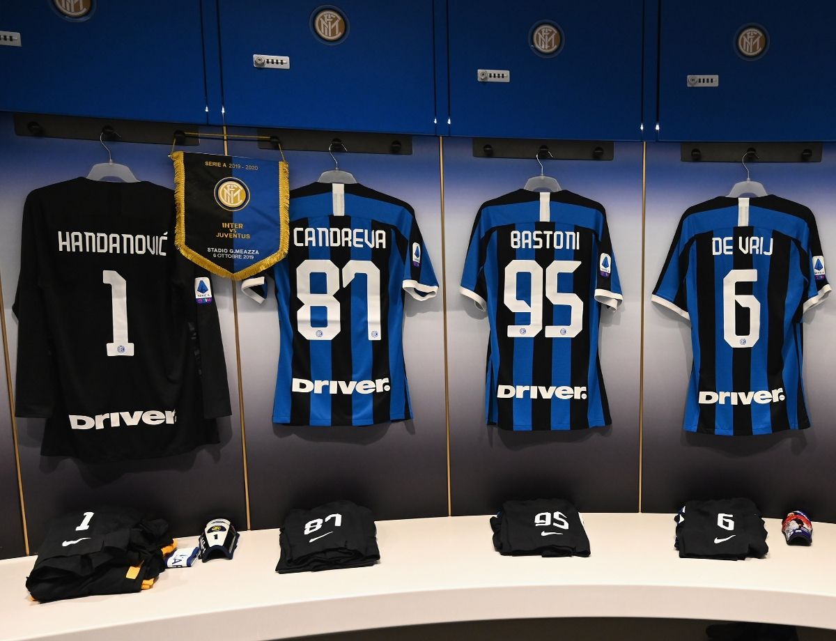 Inter vs Juventus: The official lineups