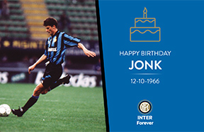 Happy Birthday Jonk!