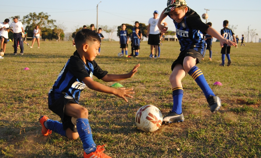 More space for Inter Campus Paraguay to play