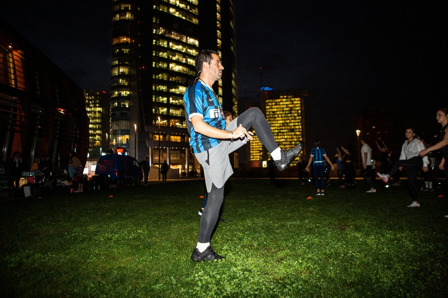 Inter e Nike: protagonisti di NTC Vibes in the Park