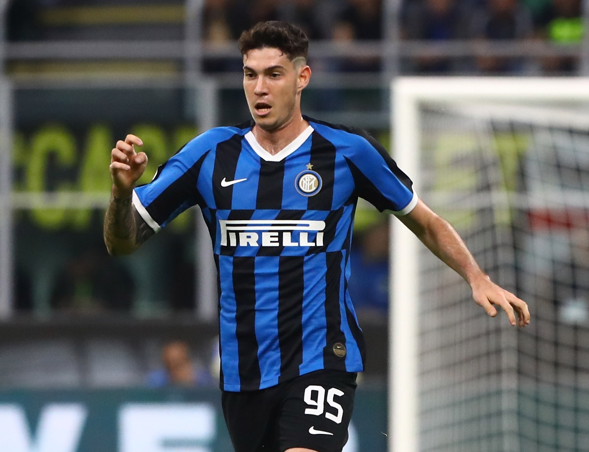 """Bastoni: """"Inter, thanks for the faith in me: this is an extraordinary group"""""""
