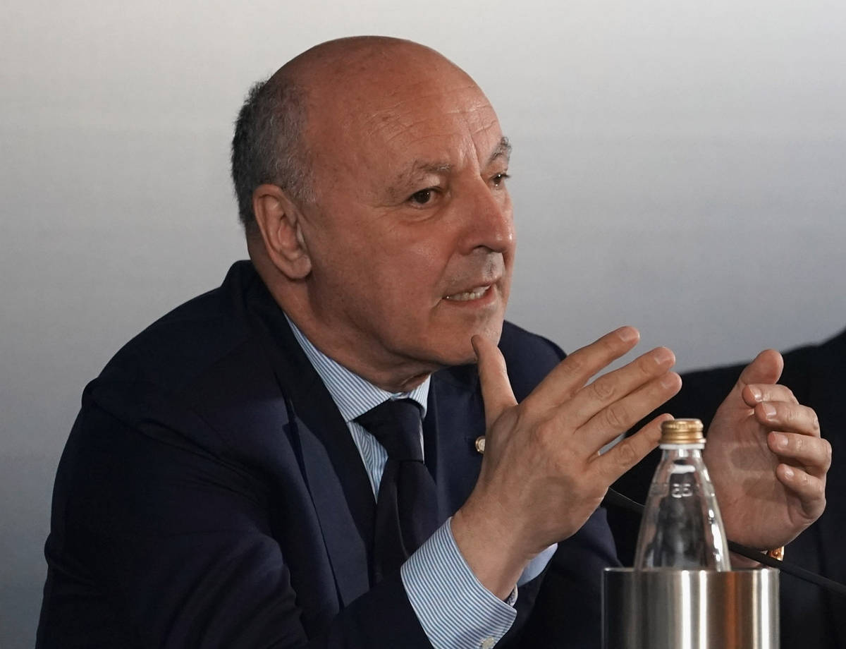 "Marotta: ""Let's raise the bar, our journey of growth continues"""