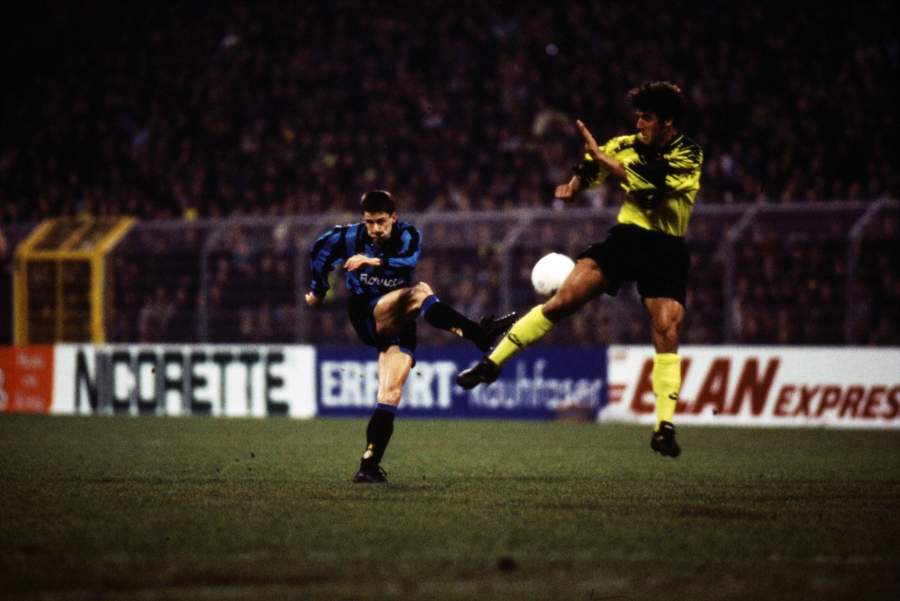 GUESS THE PLAYER - Wim Jonk e la sua doppietta al Borussia Dortmund