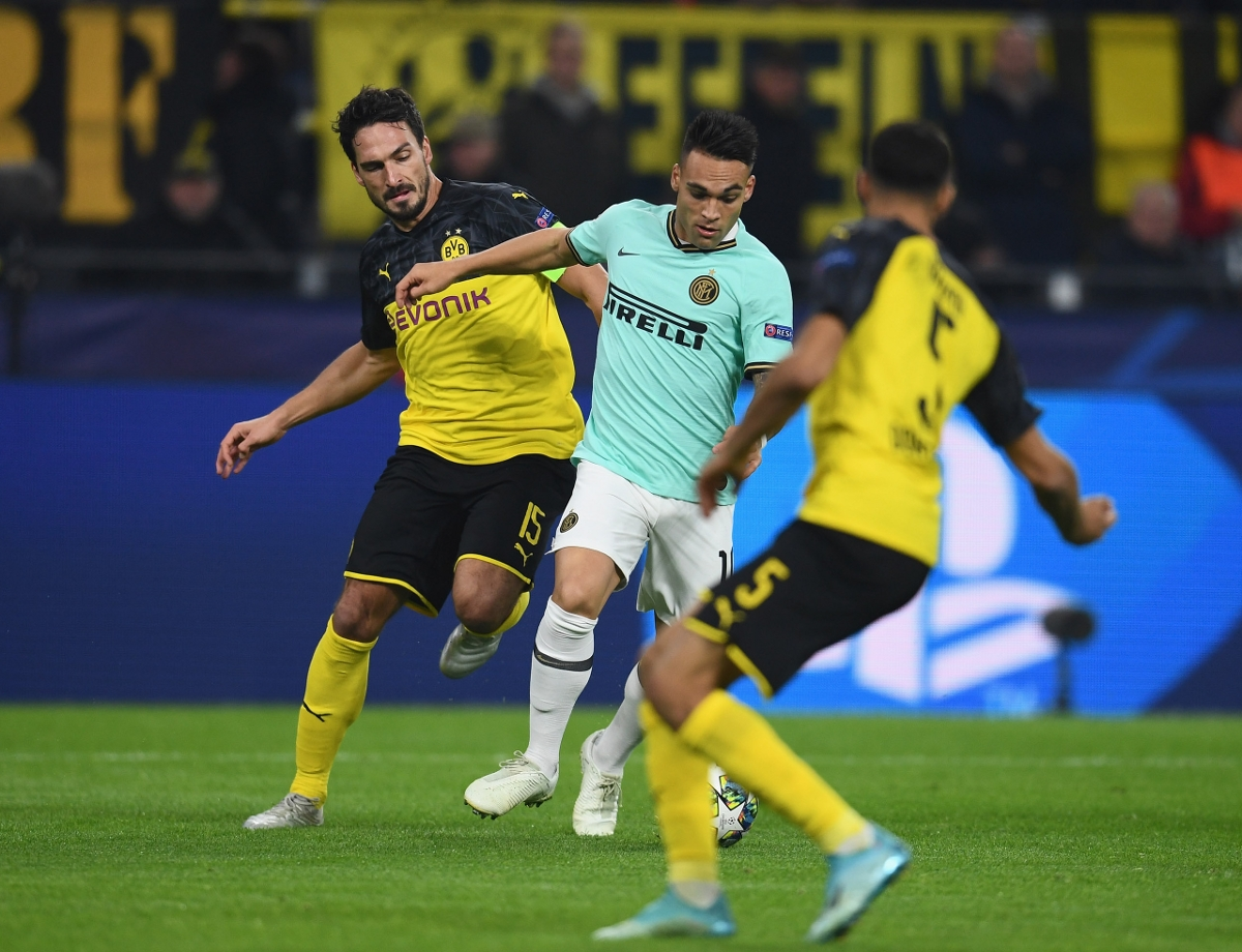 Borussia Dortmund 3-2 Inter, all you need to know