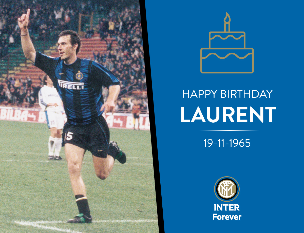 Buon compleanno Laurent