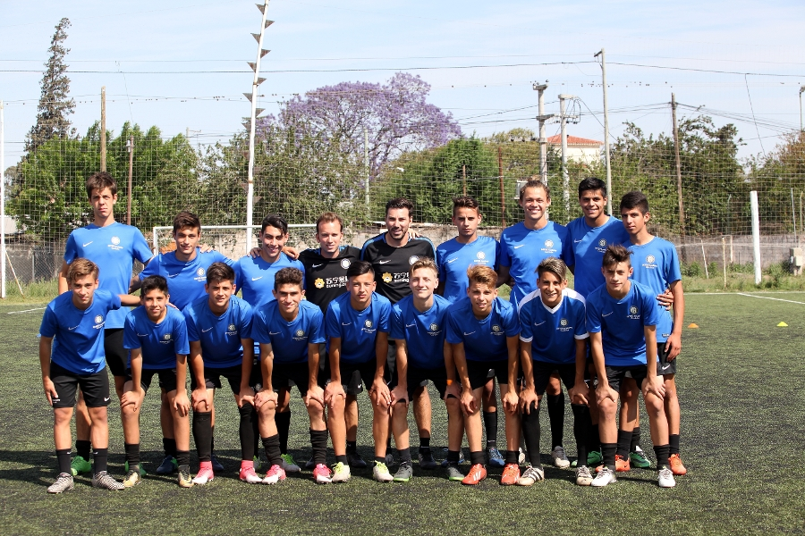 Excellent results for Inter Academy Cordoba