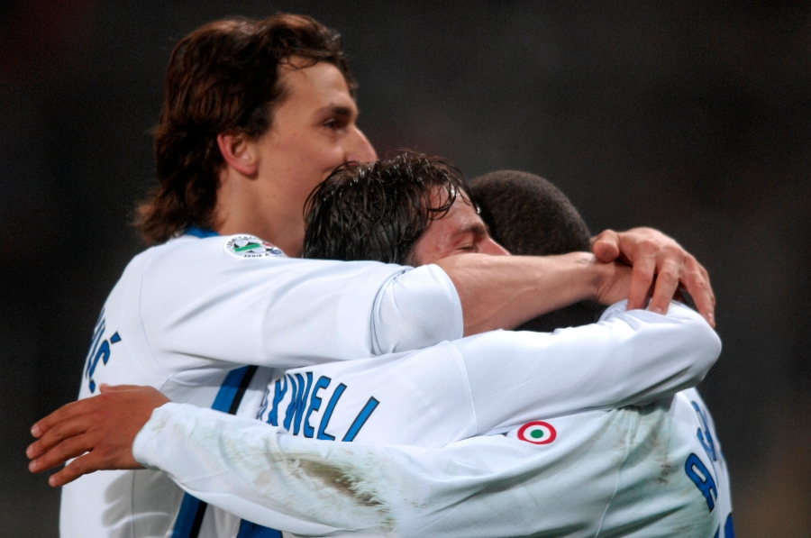 The story of Torino vs. Inter: a victory in 2007 with three different scorers