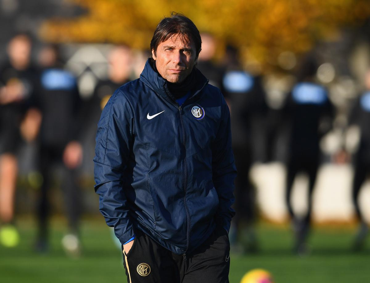 """Conte: """"We have great hunger and determination"""""""
