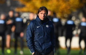 "Conte: ""We have great hunger and determination"""