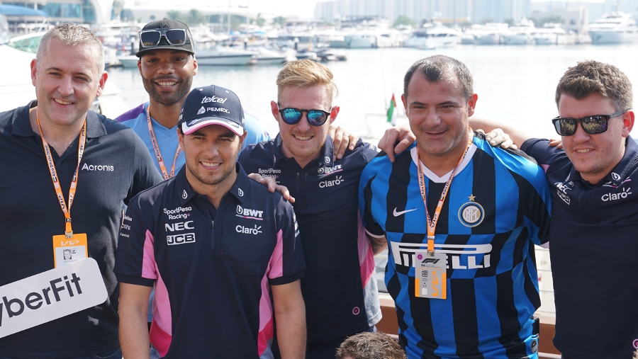 Inter in Abu Dhabi with Stankovic and Acronis
