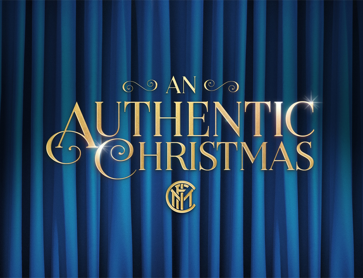 """""""An Authentic Christmas"""", Inter's Christmas present to our fans"""