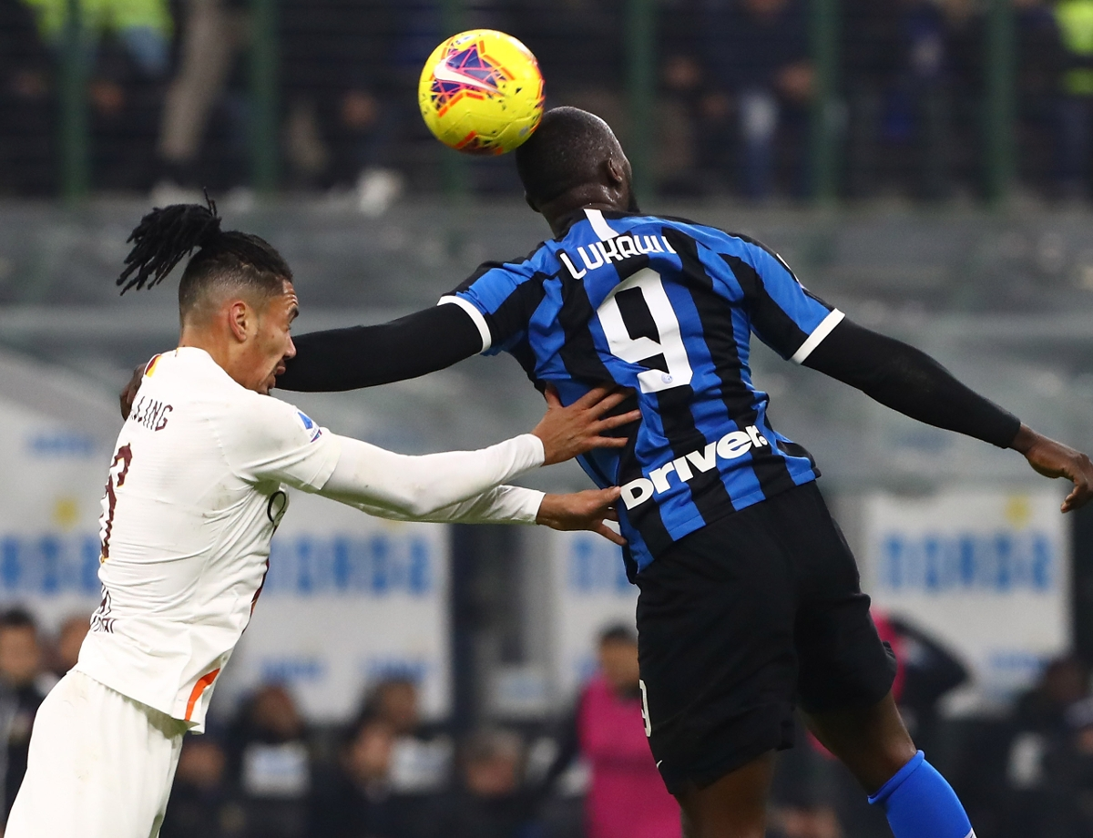 No way through for Inter: it finishes 0-0 against Roma at San Siro