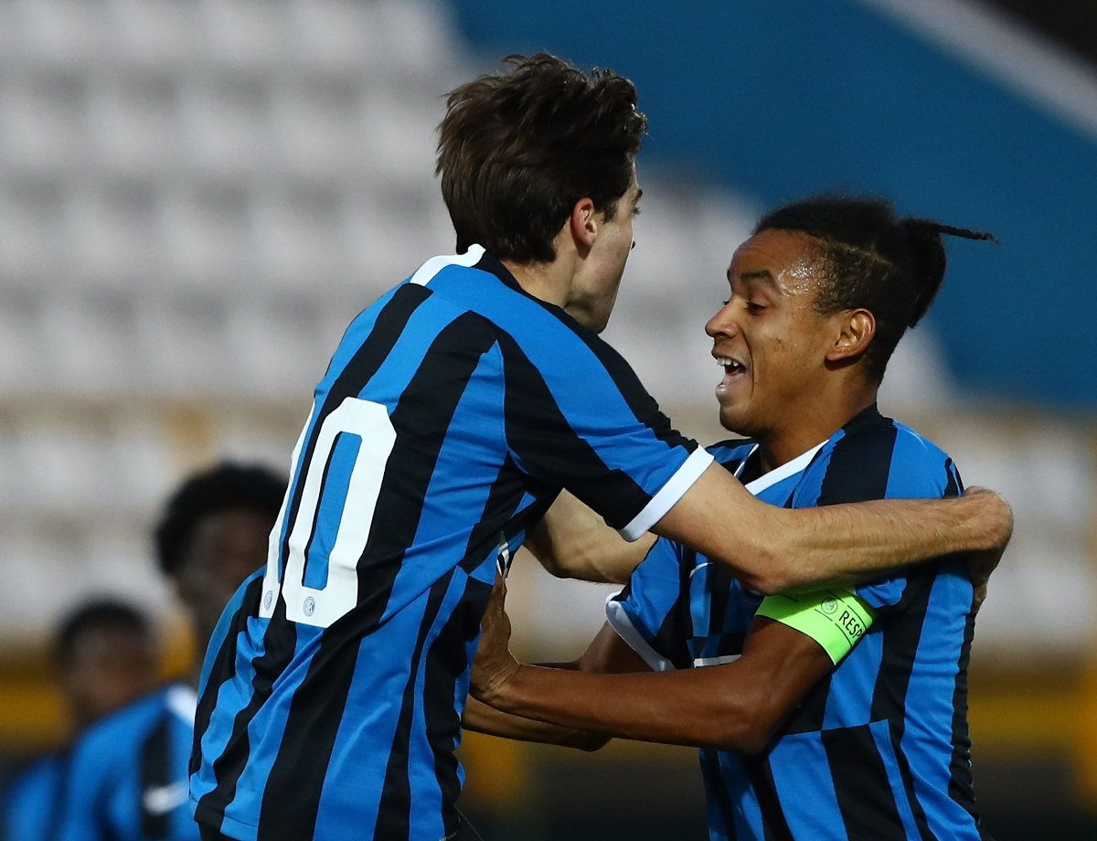 UYL, Inter 2-0 Barcelona! Nerazzurri into the knockout stages!