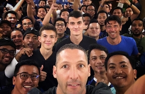 Meet&Greet con Materazzi per l'IC Indonesia