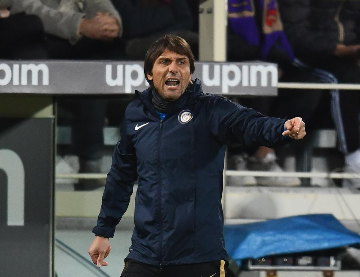 """Conte: """"Like against Roma and Barcelona, we deserved more"""""""