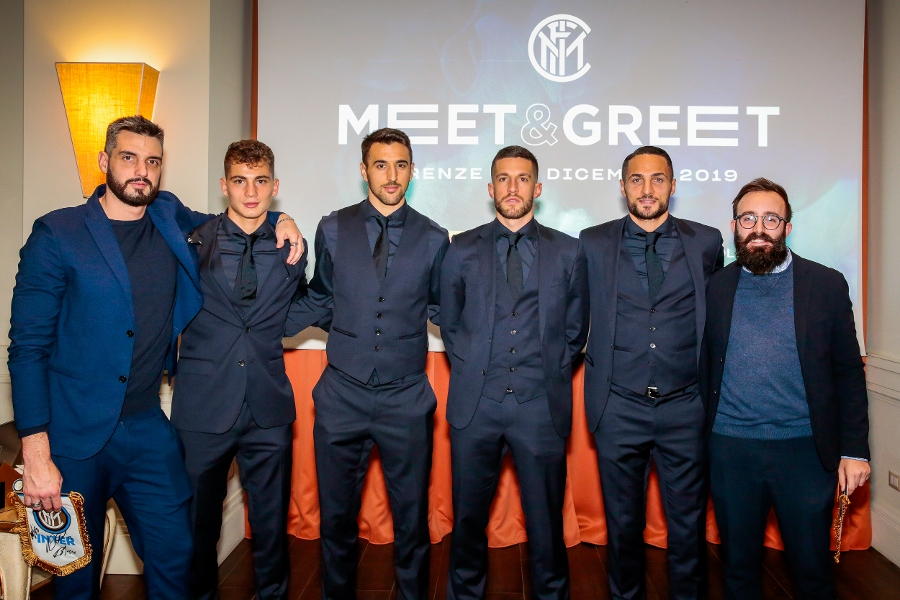 Meet&Greet in Florence with the Nerazzurri Partners