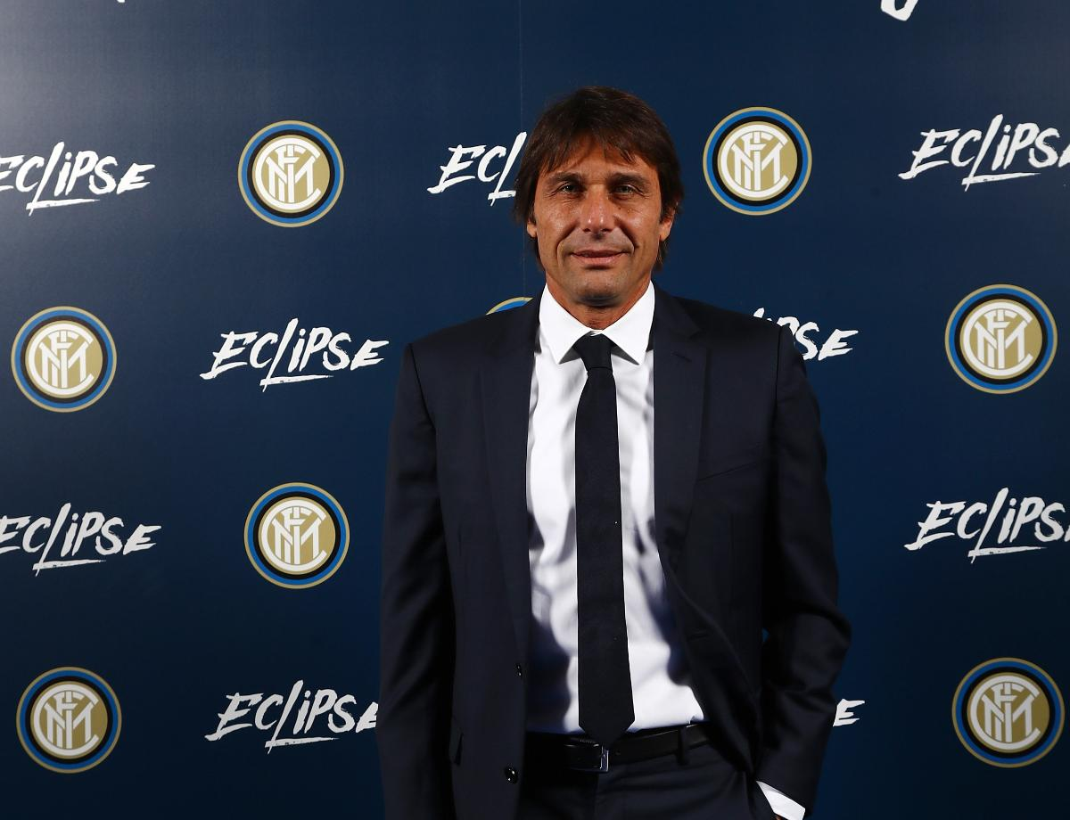 "Conte: ""We want to make Inter better every single day"""