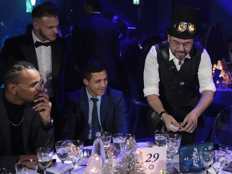 #InterXmas, the gallery from the Nerazzurri family's Christmas dinner
