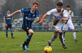 Primavera TIM Cup, Inter 1-2 Frosinone