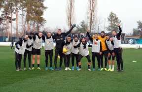 Inter return to training: an afternoon session for the team