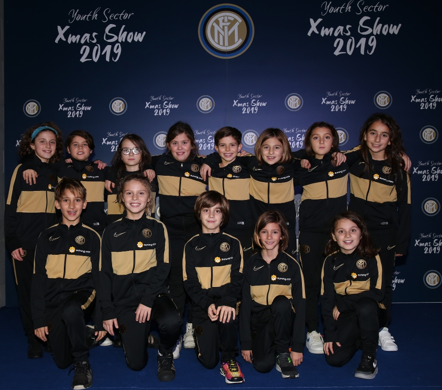 INTER | The Youth Sector Christmas Party