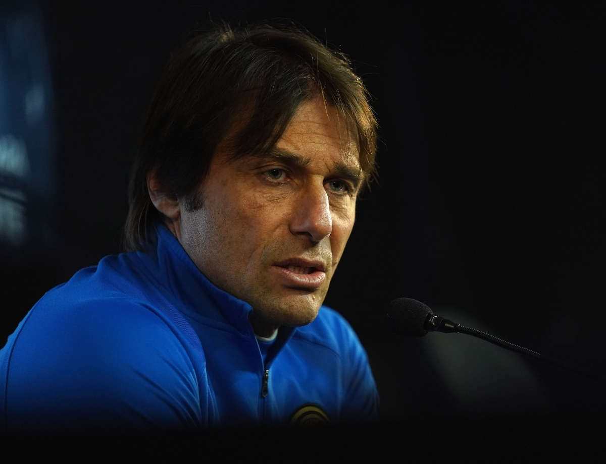 """Conte: """"We'll need a great performance, we'll have to ask a lot of ourselves"""""""