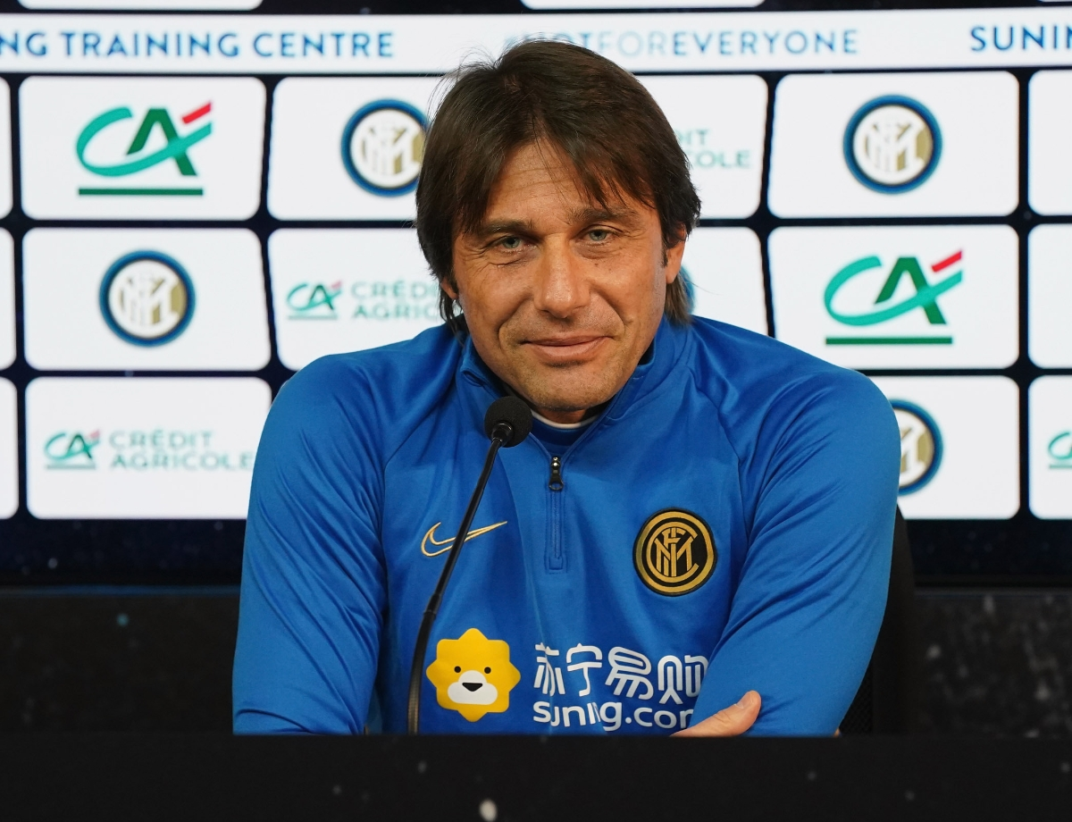Lazio vs. Inter, Antonio Conte's pre-match press conference