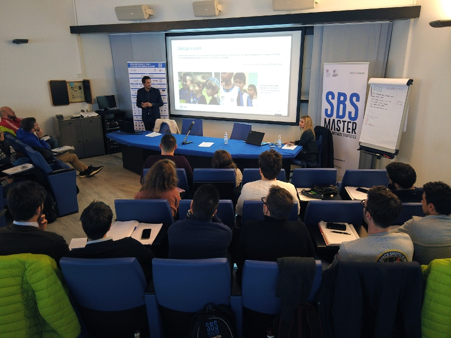 Inter Campus contributes to Sports Business Strategies Master's course
