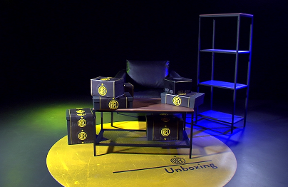 """""""Unboxing"""", a new series on Inter TV"""