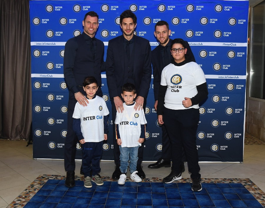 Meet&Greet in Lecce for Inter Club's junior members