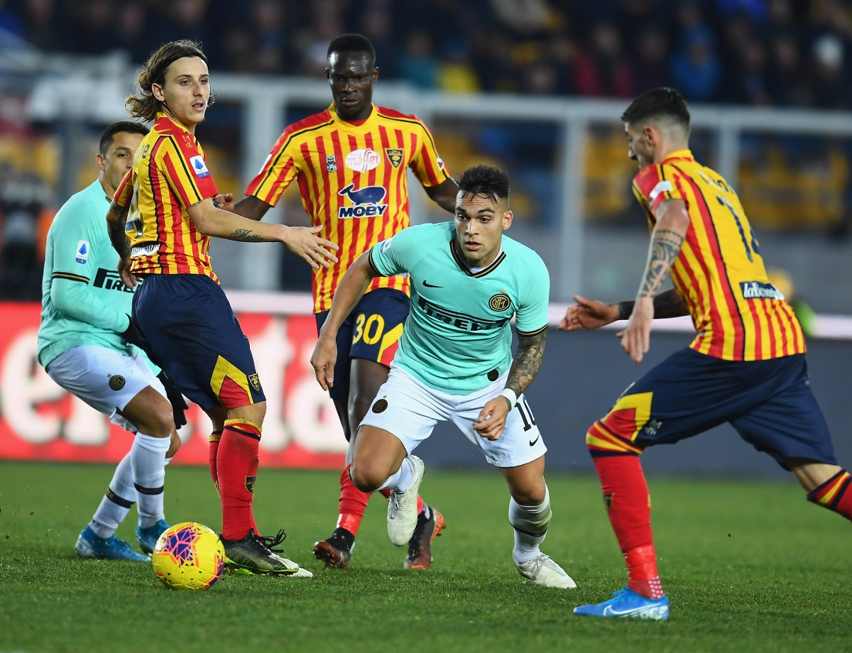 Lecce-Inter, all you need to know