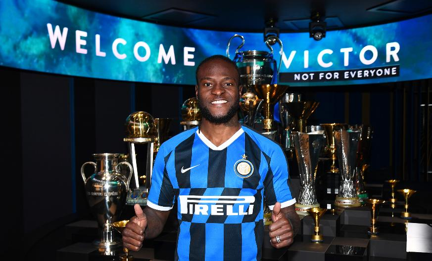 Victor Moses signs for Inter